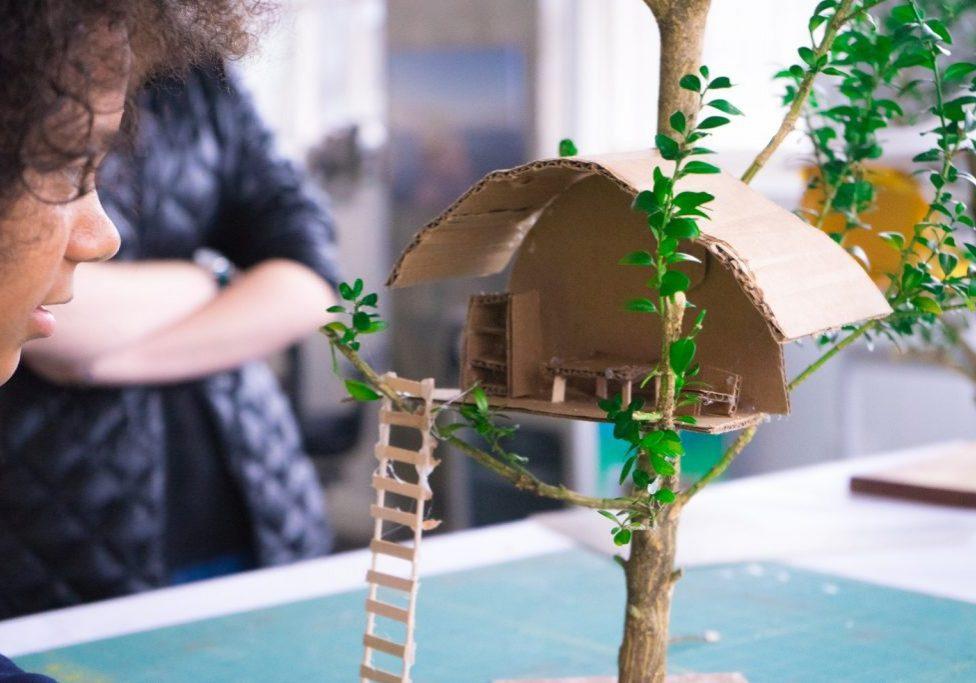 treehouses. Lan Nguyen